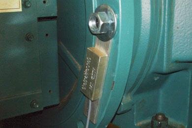 Ammonia Compressor System Vibration Monitoring Trakker